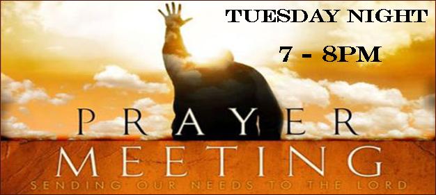 Prayer Meeting
